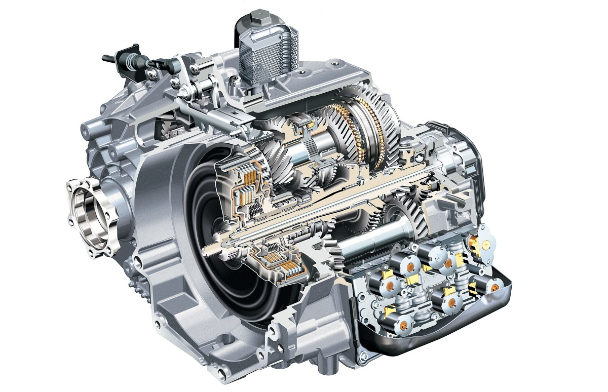 The DSG Automatic Transmission combines elements from both automatic and manual transmissions.