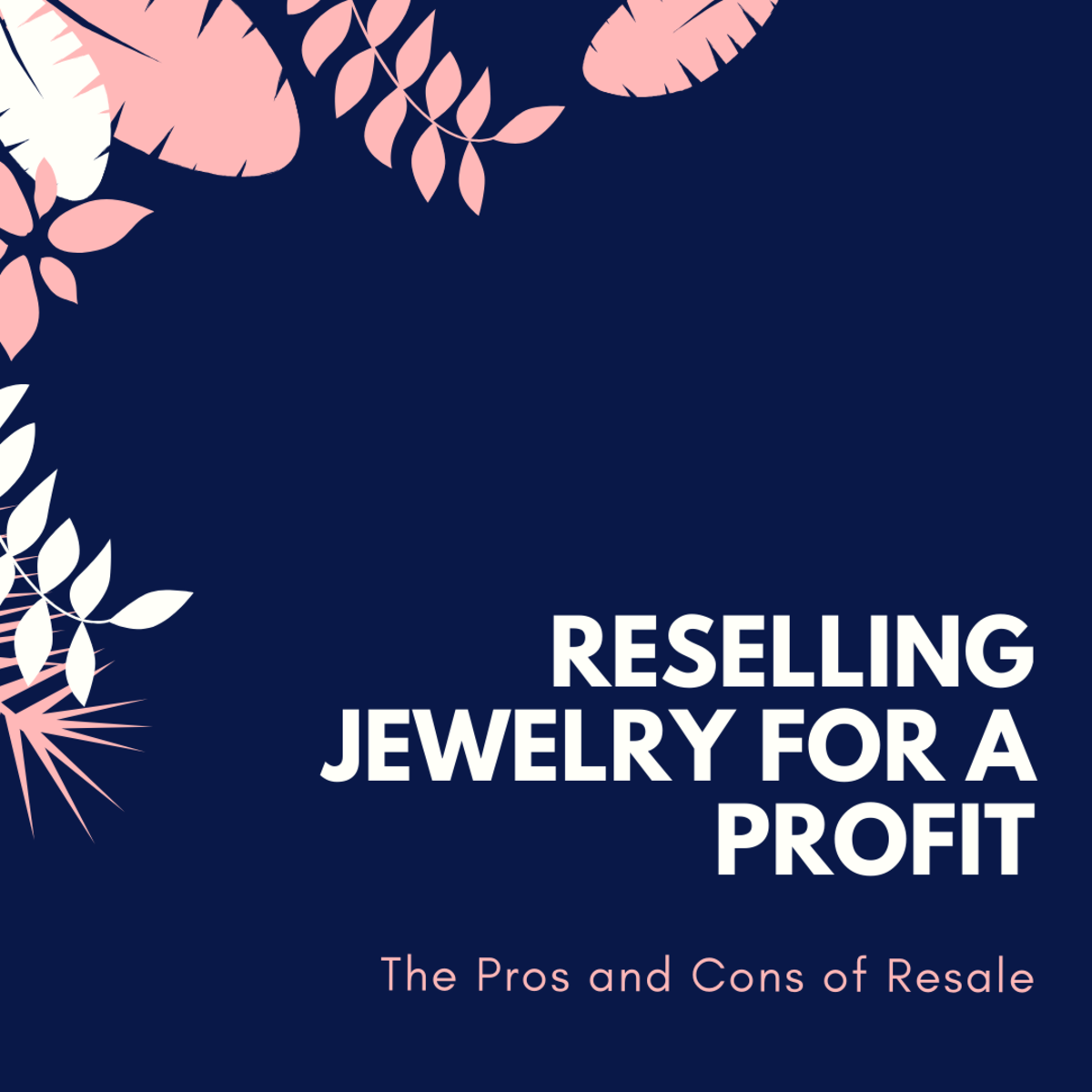 Thrift Store Jewelry Experiment: The Pros and Cons of Resale