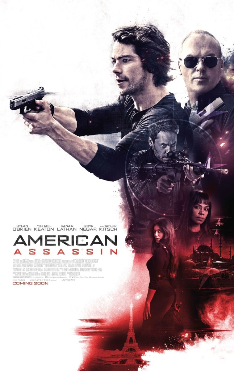 American Assassin: Movie Review