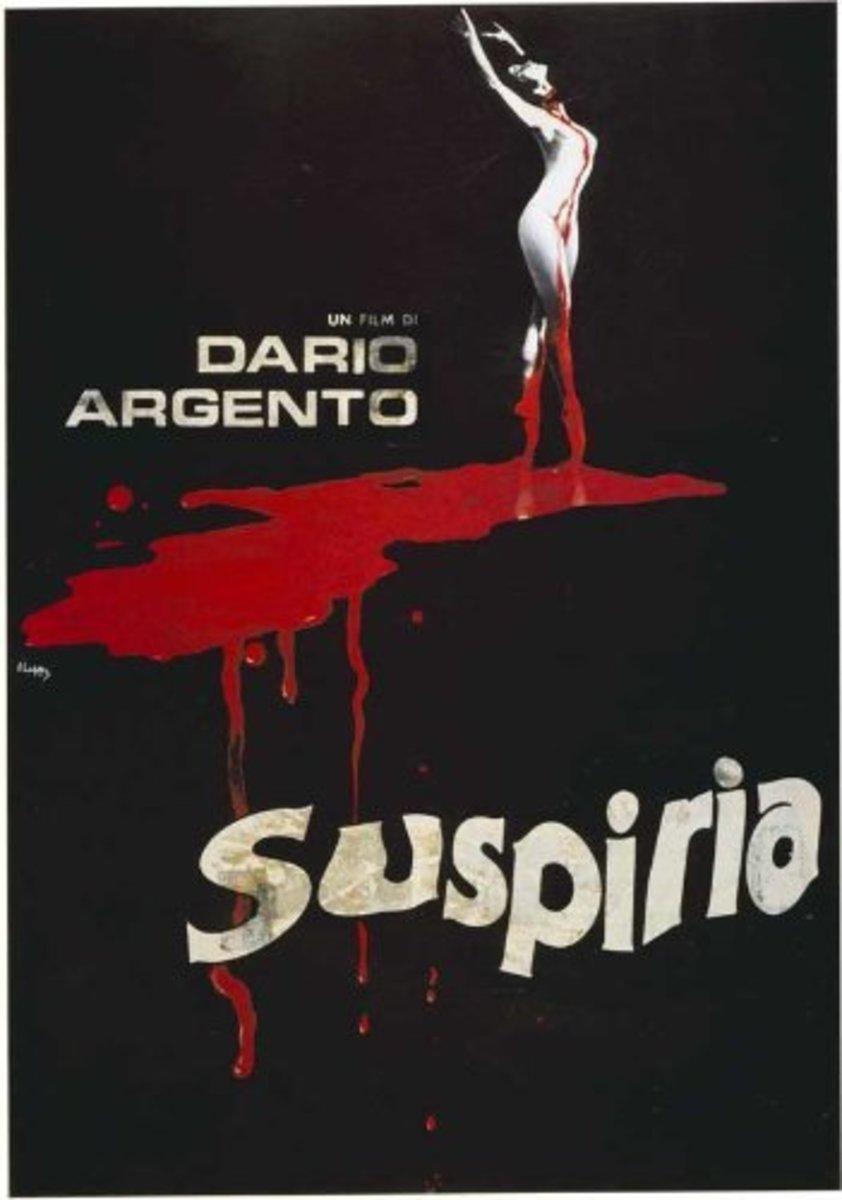 """""""Suspiria"""" (1977): Dario Argento's Stylish Italian Horror Classic"""