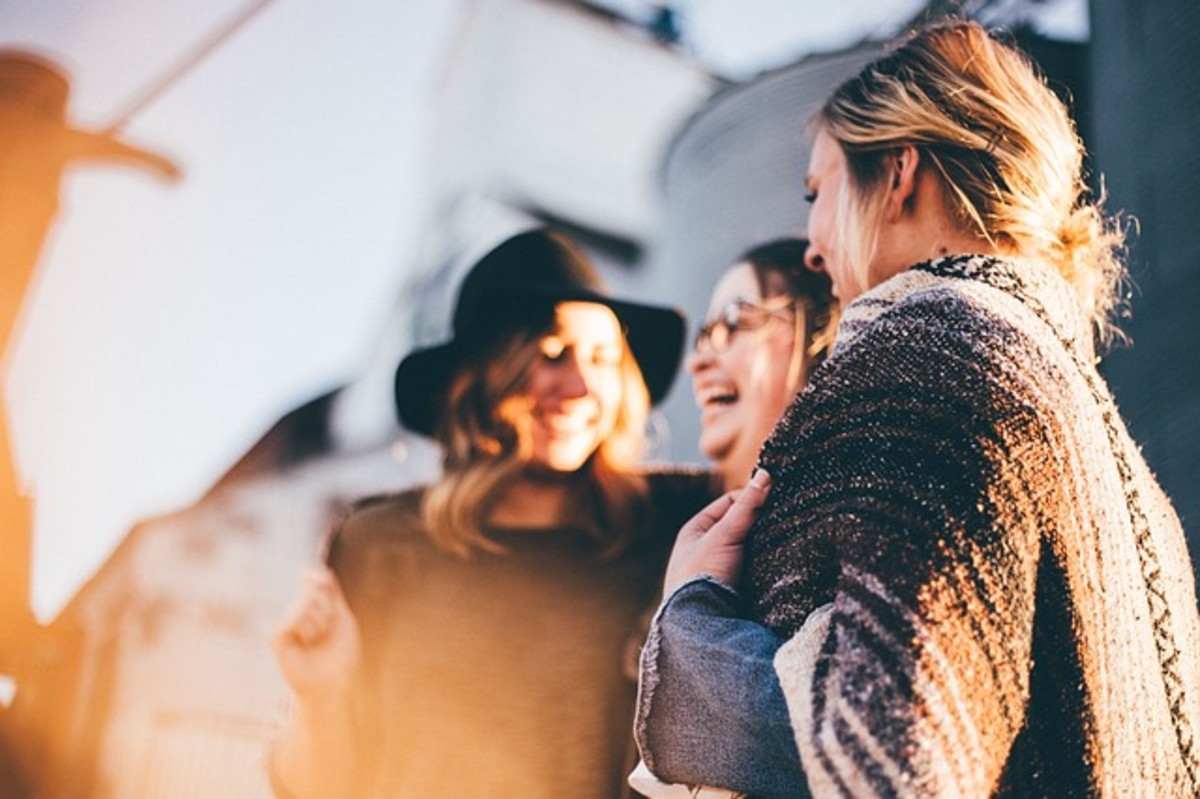 Don't you wish all conversations were as carefree and effortless as this one looks? Read on to understand more about authenticity and how it relates to social situations.