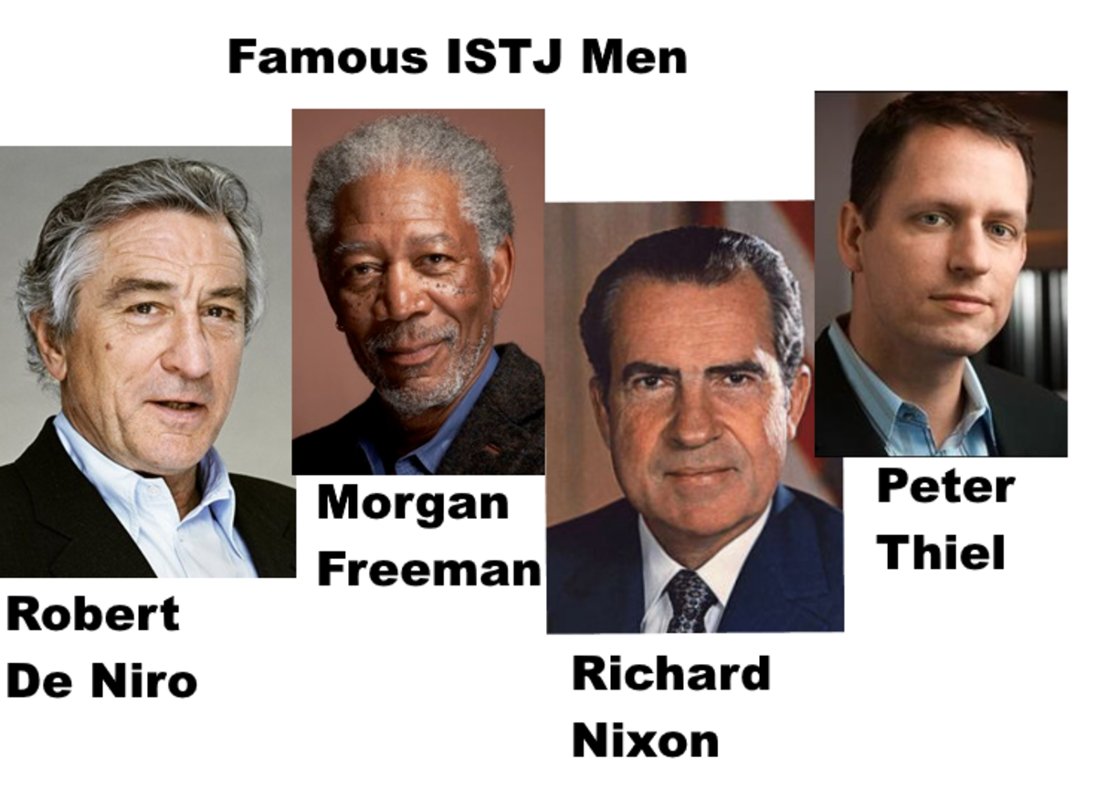 The ISTJ Male: The Most Popular Man in Romantic Novels