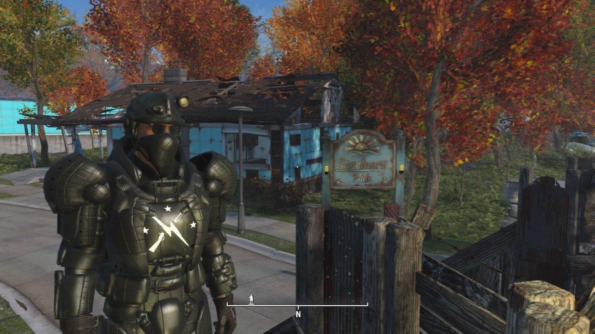 Fallout 4: Settlement Guards