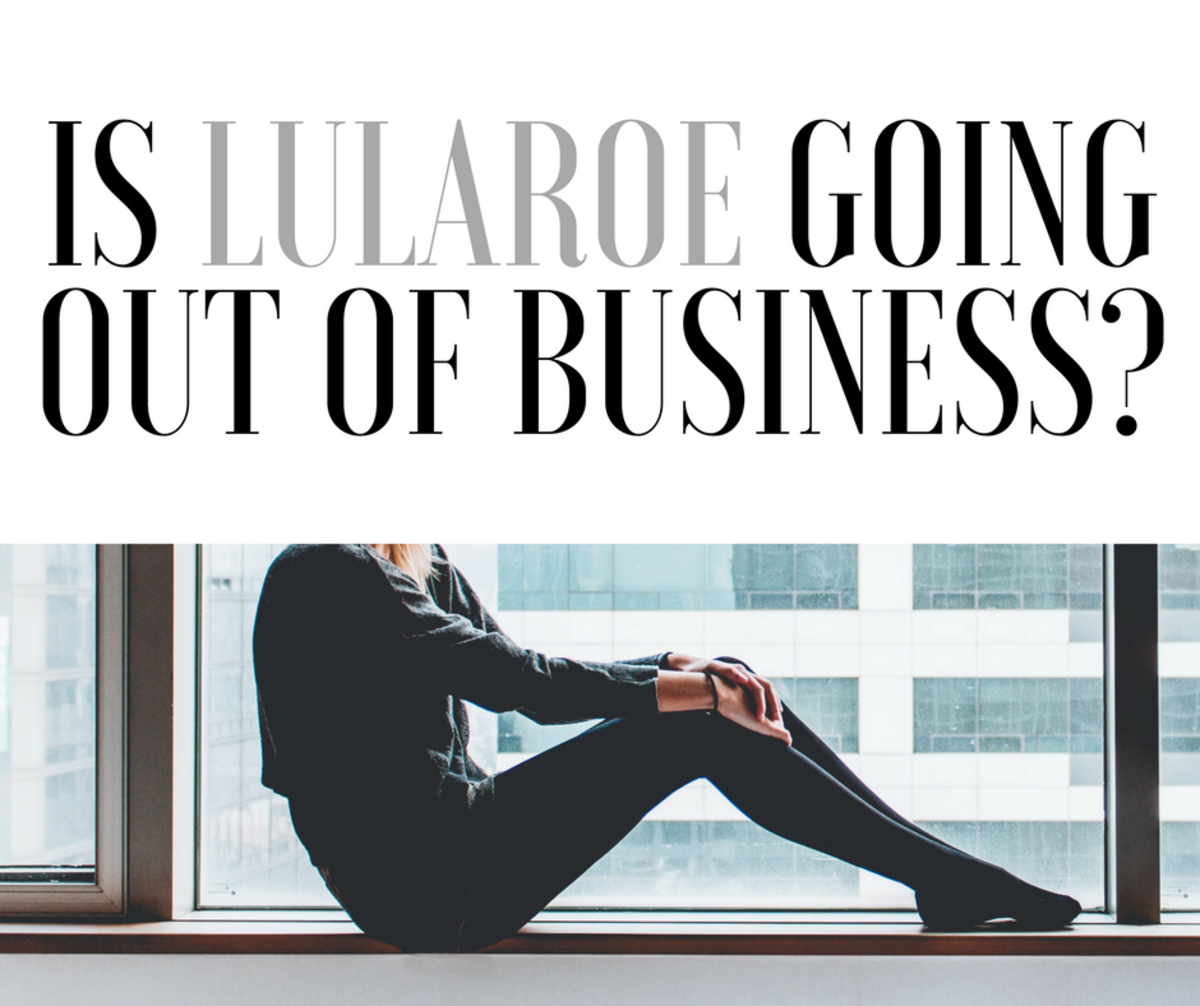 Initially, many excited entrepreneurs jumped aboard LuLaRoe's direct-marketing-fueled clothing craze, but now, some are doubting the company's health.