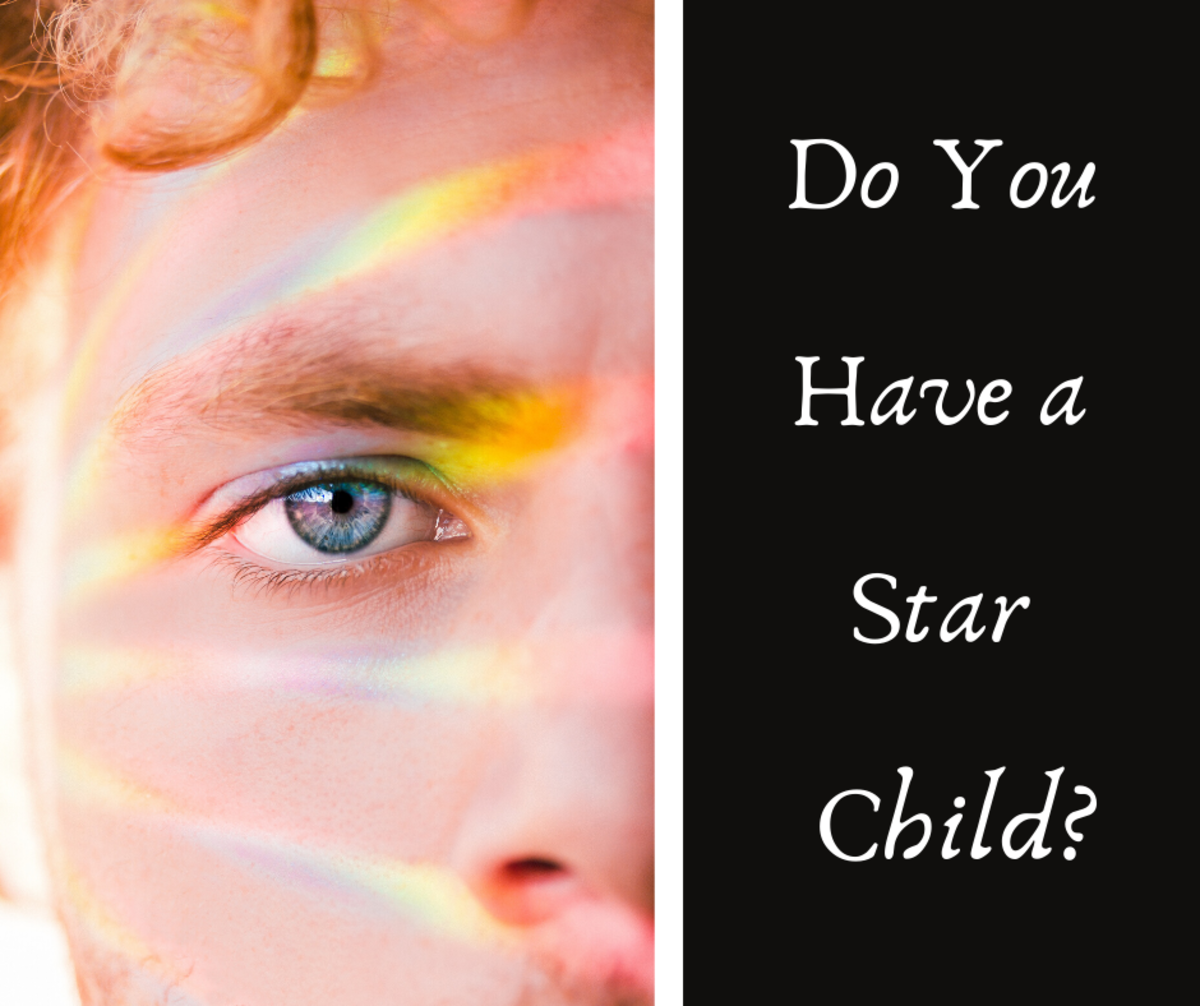 Indigo, Crystal, and Rainbow Children: Do You Have a Star Child?