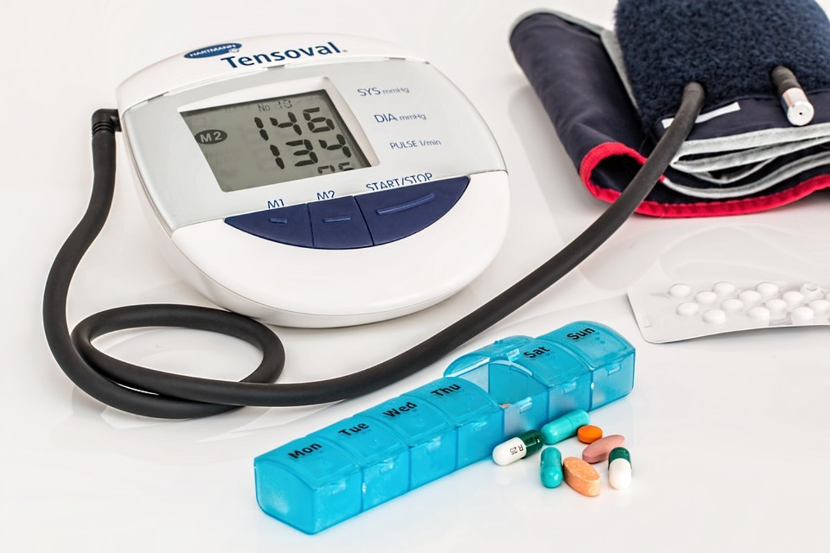 Atenolol is commonly used to control blood pressure.