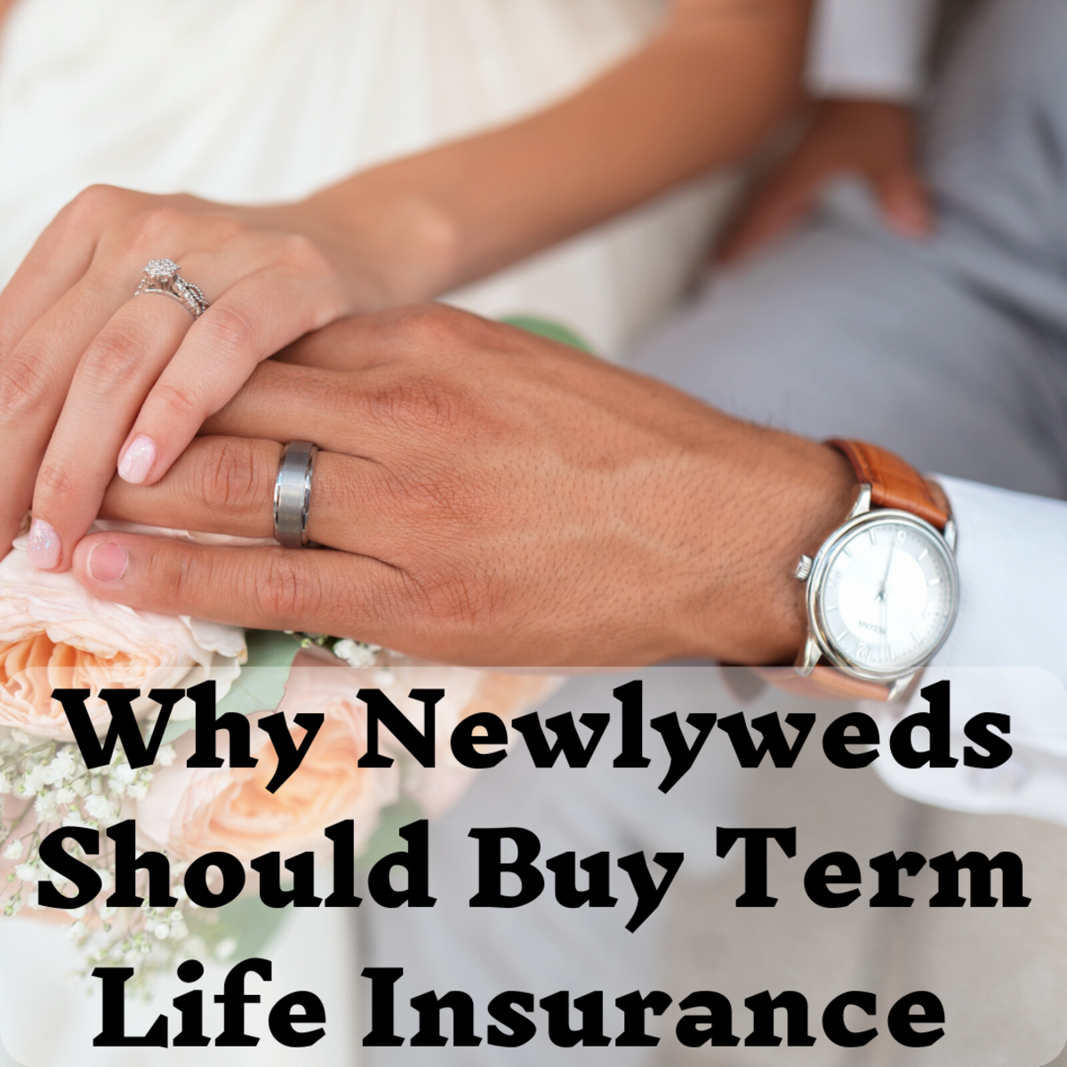 Read on to learn why term life insurance is essential for newlyweds.
