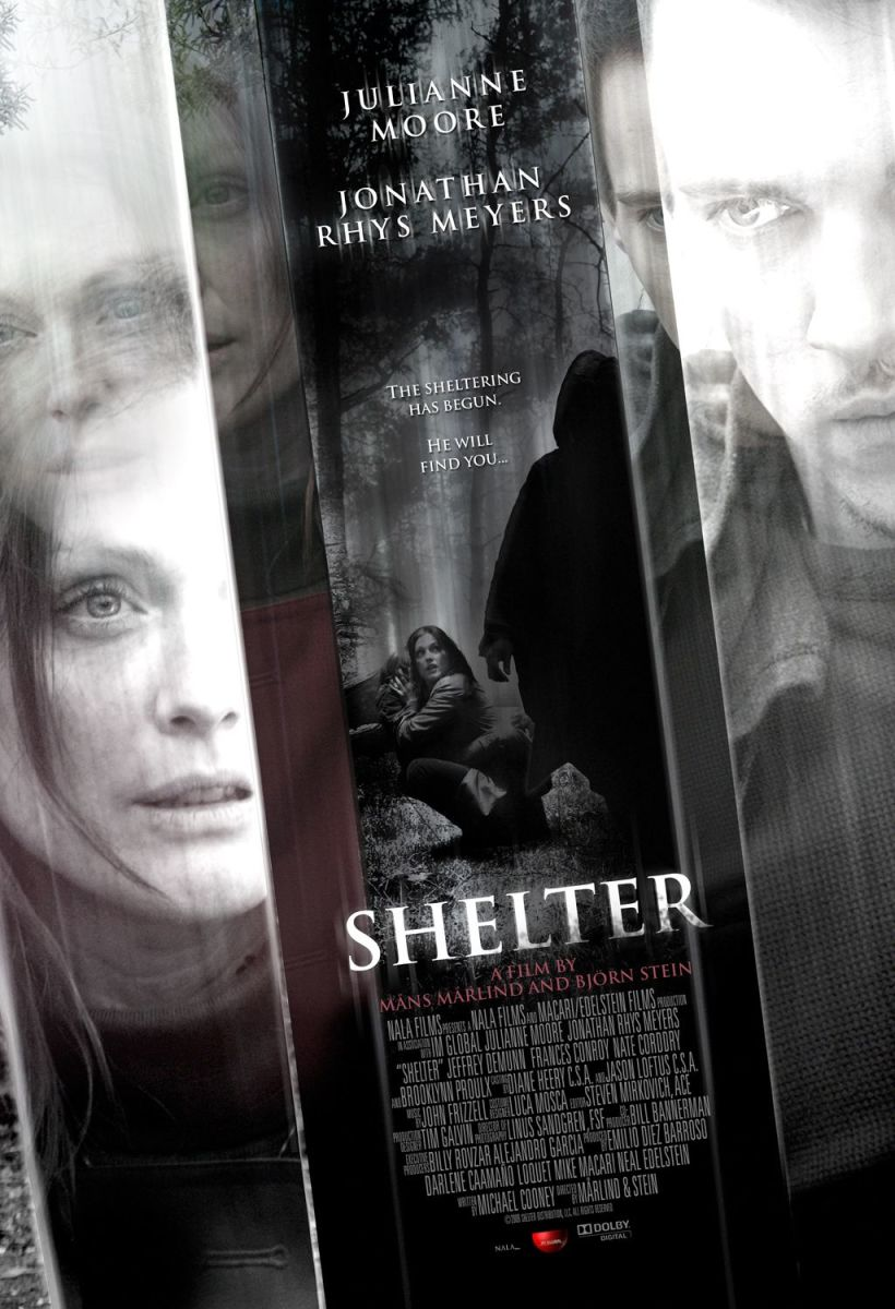 #Shelter #Thriller