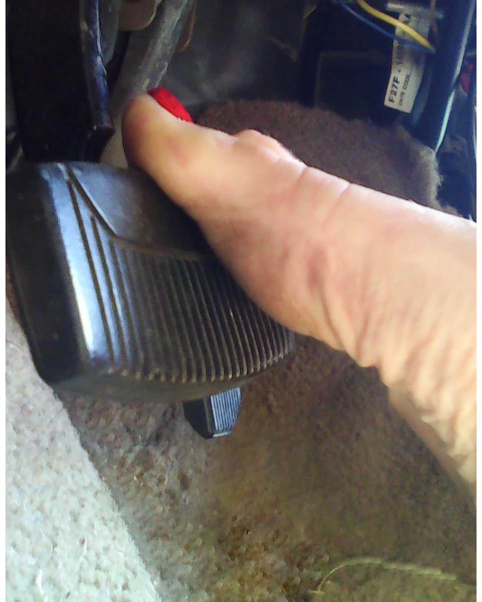Barefoot Braking