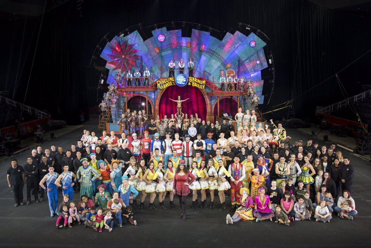 Ringling Bros. and Barnum & Bailey presents Circus Xtreme