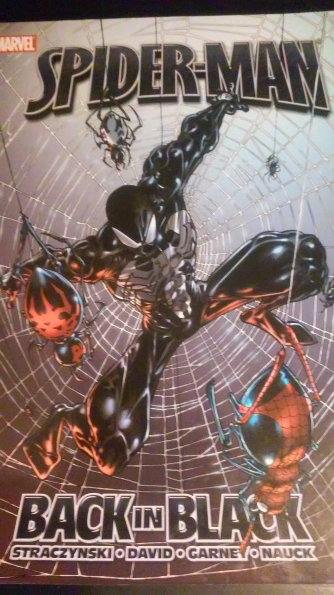 """Amazing Reviews: """"Back in Black"""" (Amazing Spider-Man 539-543)"""