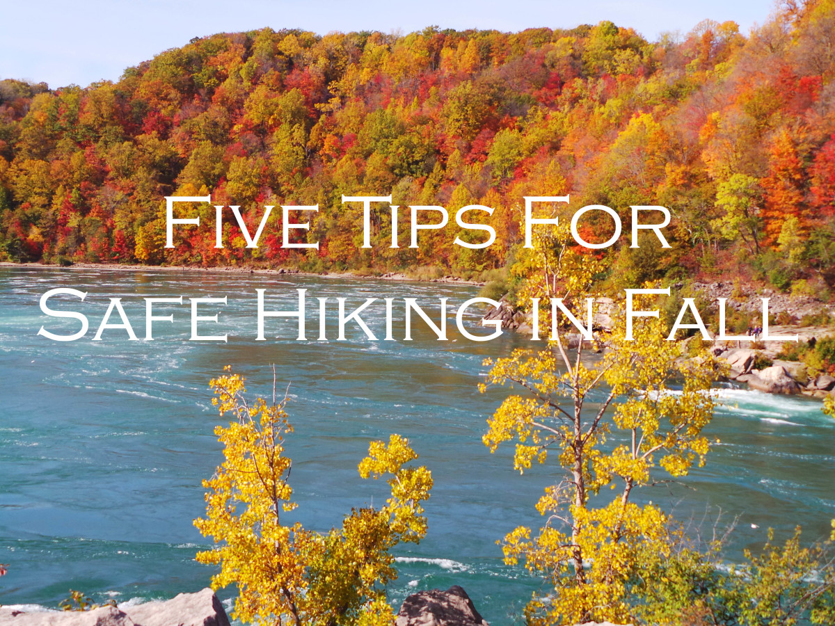 Five Safe Hiking Tips for Fall