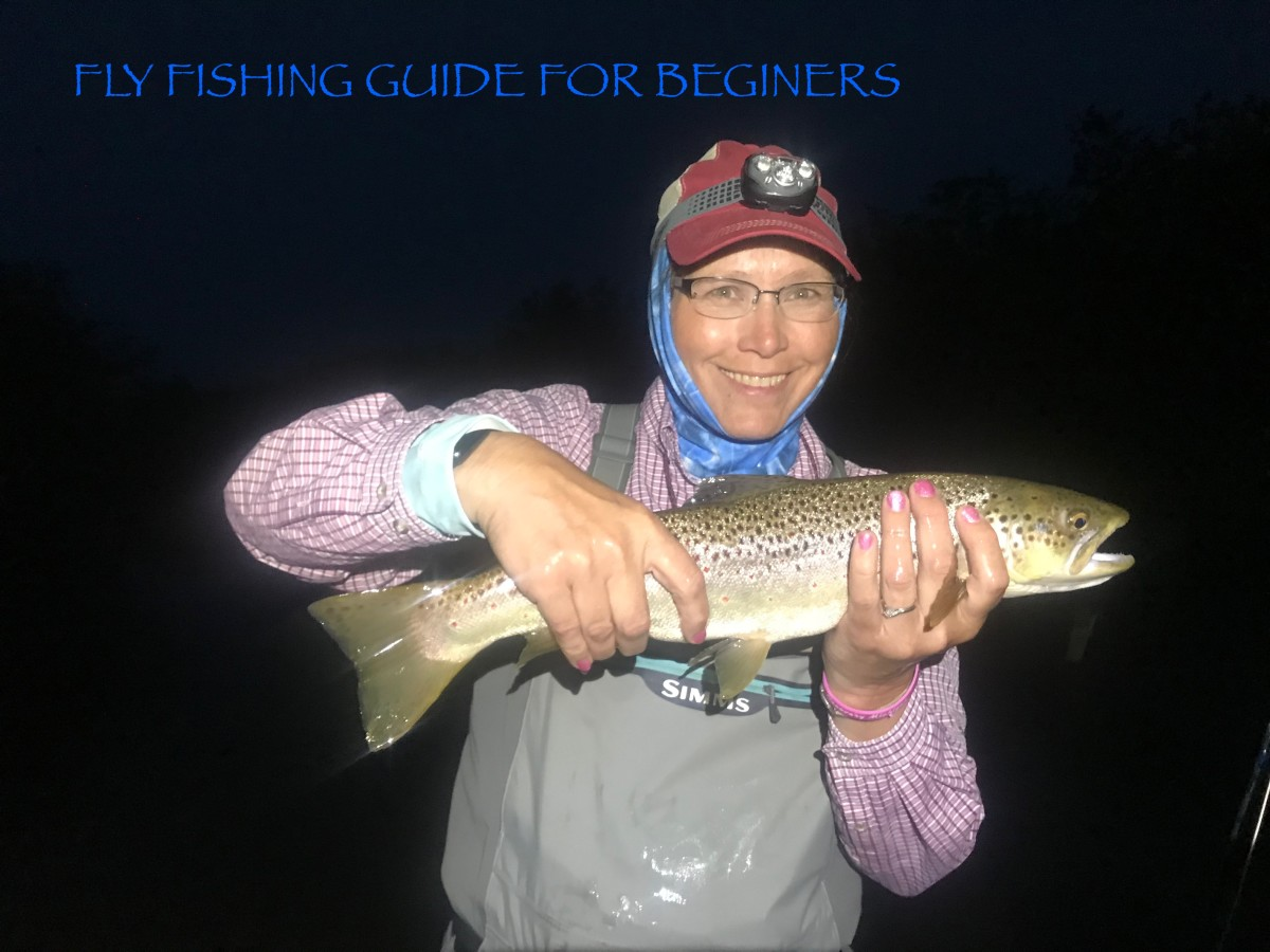 Fly Fishing for Women: A Beginner's Guide to Fly Fishing
