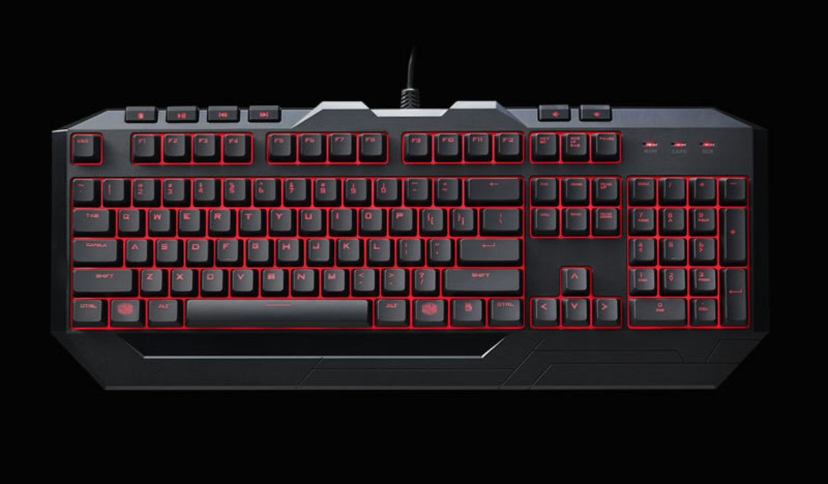 Cooler Master Devastator II Keyboard and Mouse Bundle Review