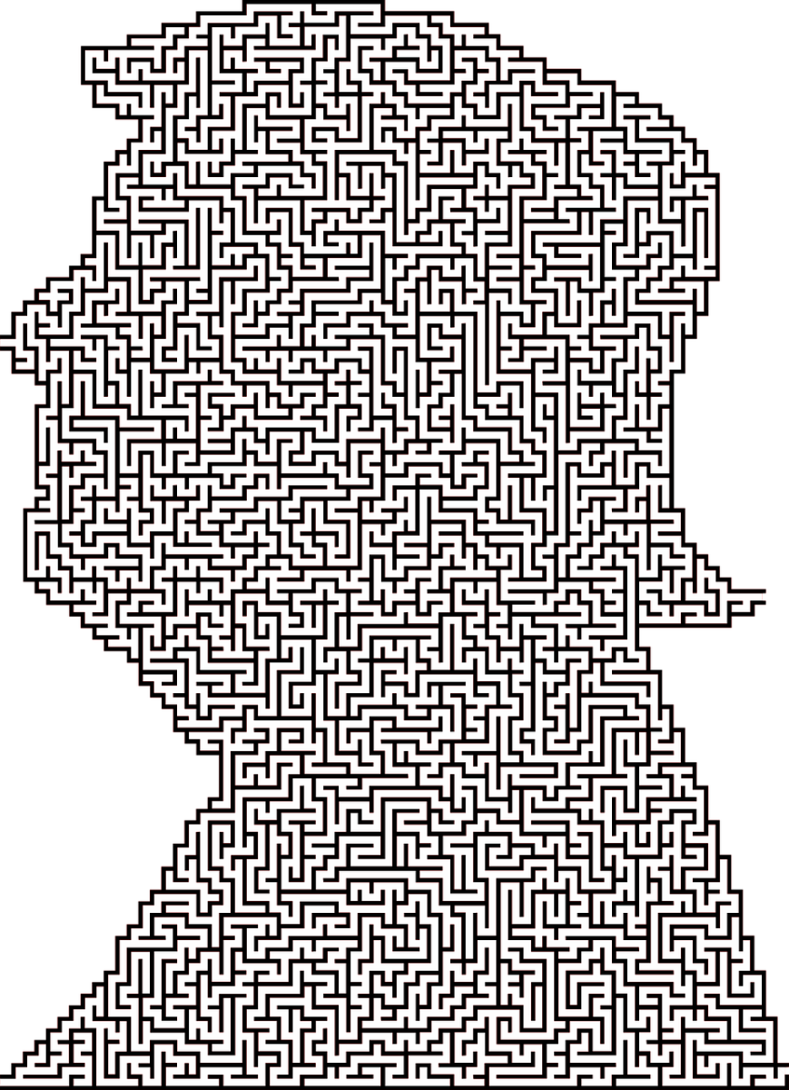 A Maze In My Mind