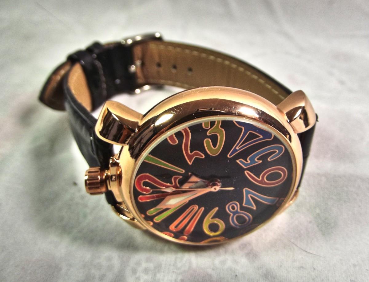 Winner u8060 Automatic Watch