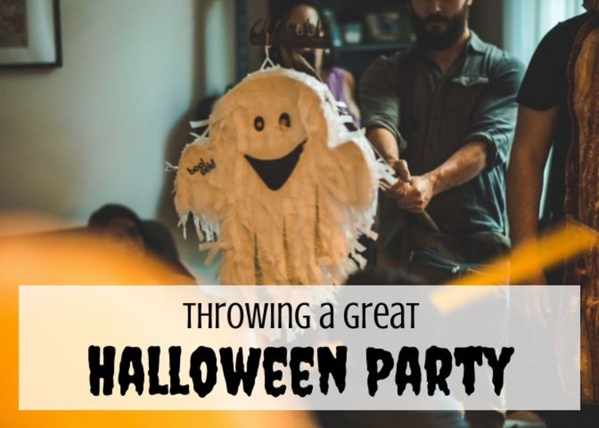 How to Throw a Halloween Party