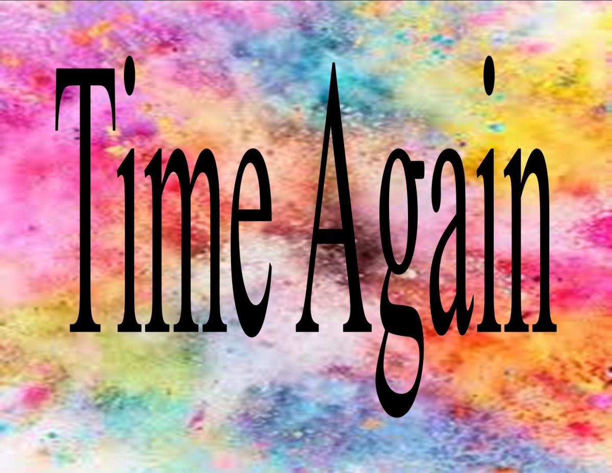 The Time We Take