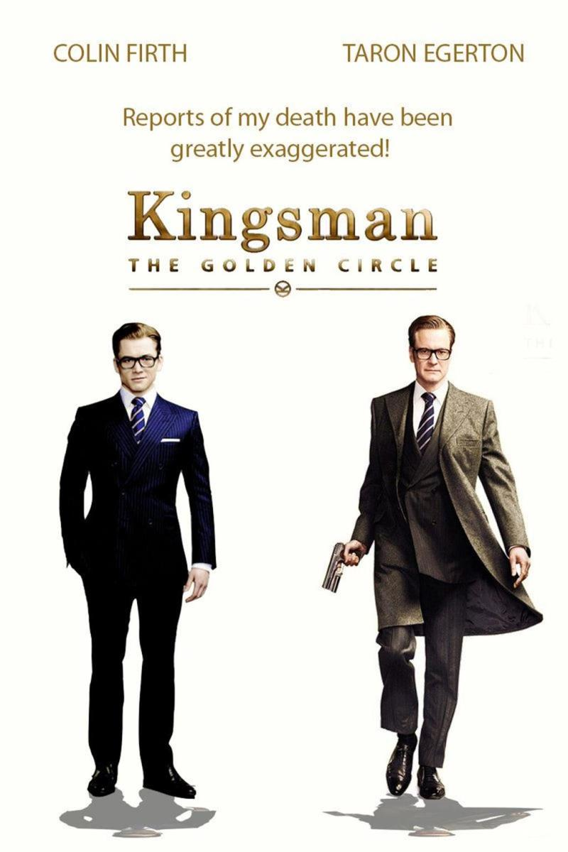 """Kingsman: The Golden Circle"" Movie Review"