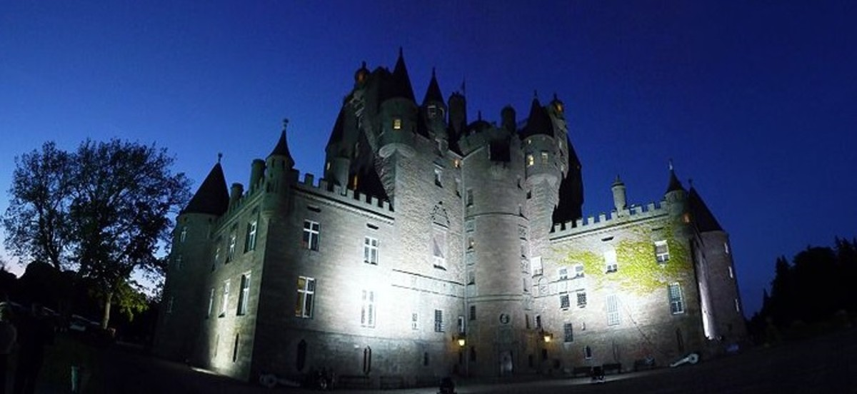 Scottish Castle Folklore