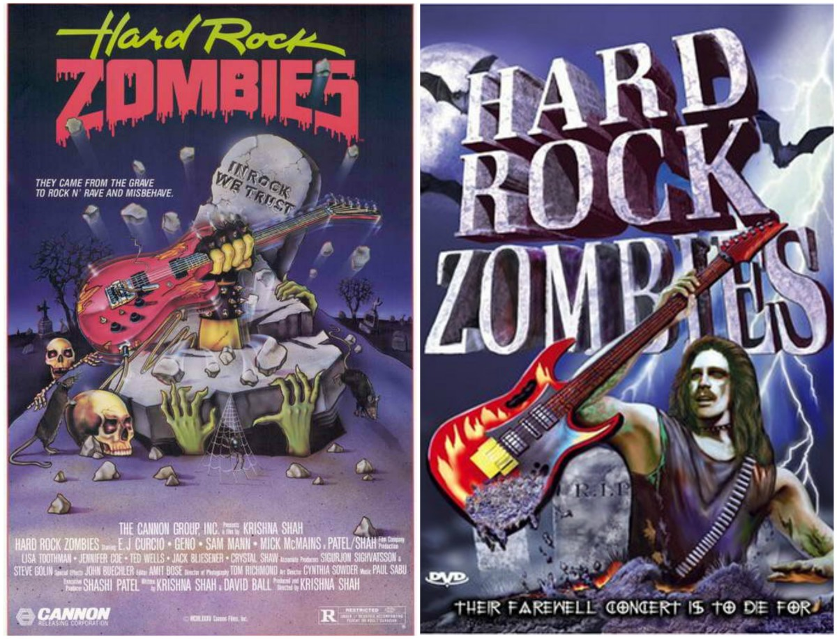 "Great Bad Movies: ""Hard Rock Zombies"" (1985)"