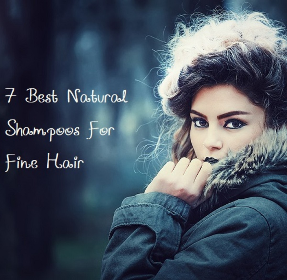Find the right shampoo to nourish your fine hair.