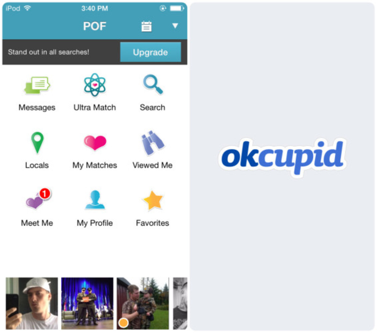 Which Dating App Is Better: Plenty of Fish or Okcupid?