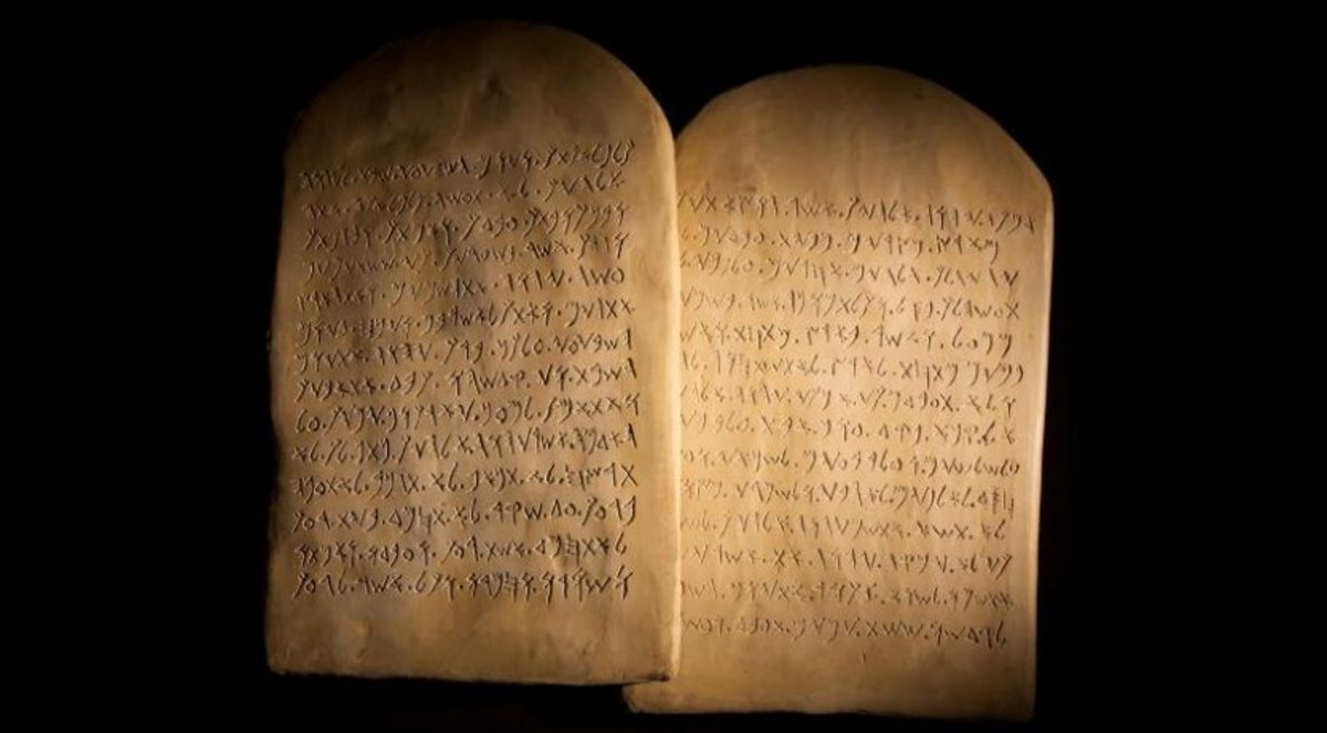 The Commandments Of God According To The Apostle John Owlcation