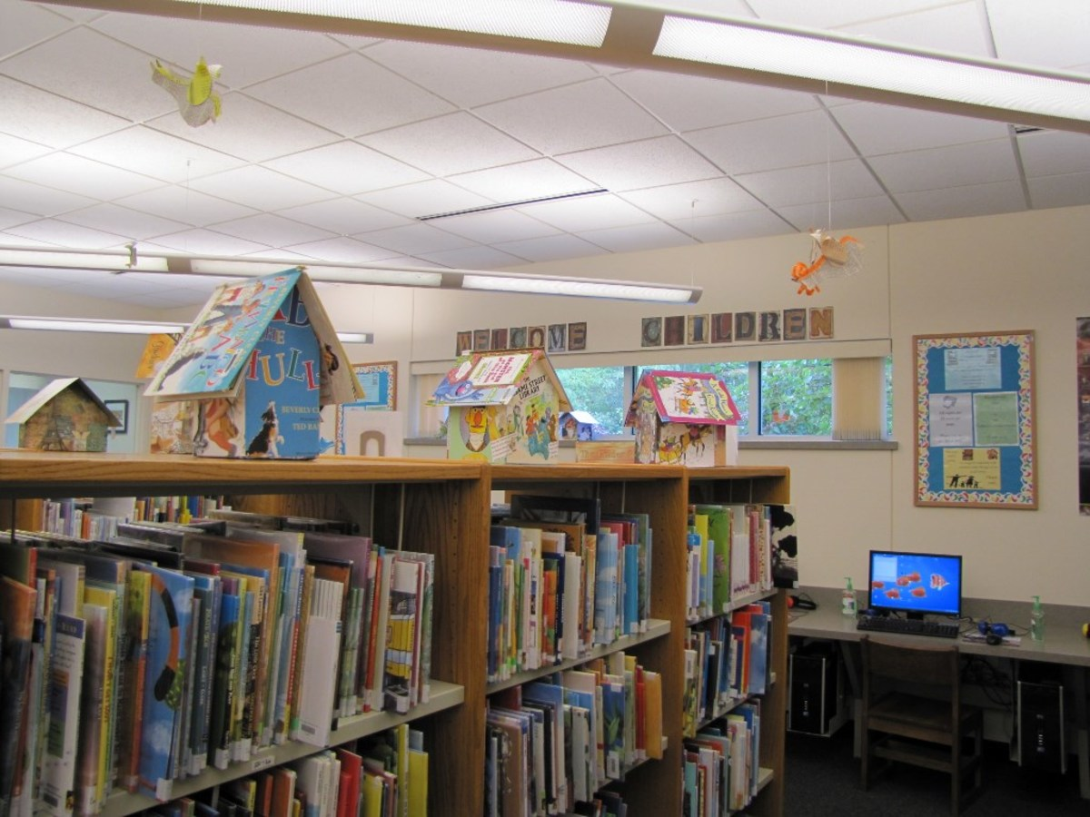 How to Get a Library Card for Your Child