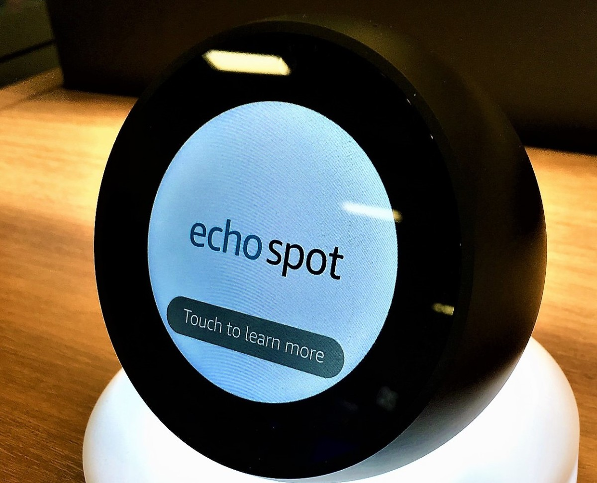 How the Echo Spot Became Amazon's Perfect Alarm Clock
