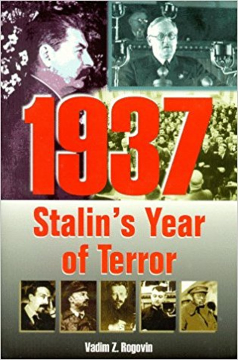 "Review: ""1937: Stalin's Year of Terror"""
