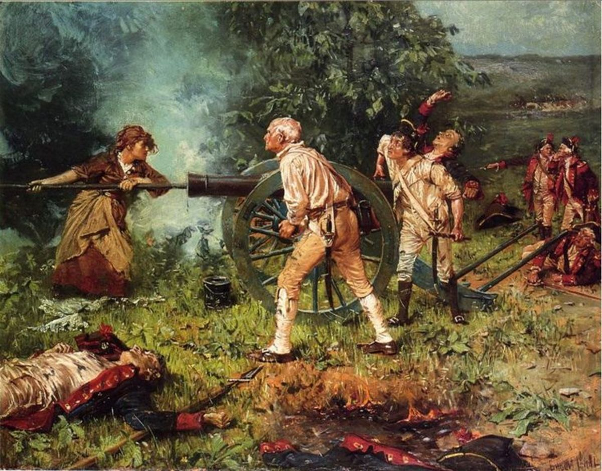 Fascinating Facts About The American Revolution HubPages - American revolution facts