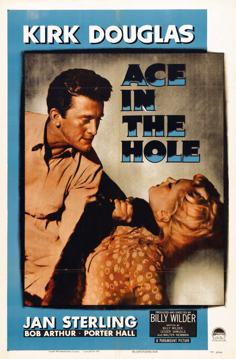 'Ace in the Hole' (1952) - Film Analysis