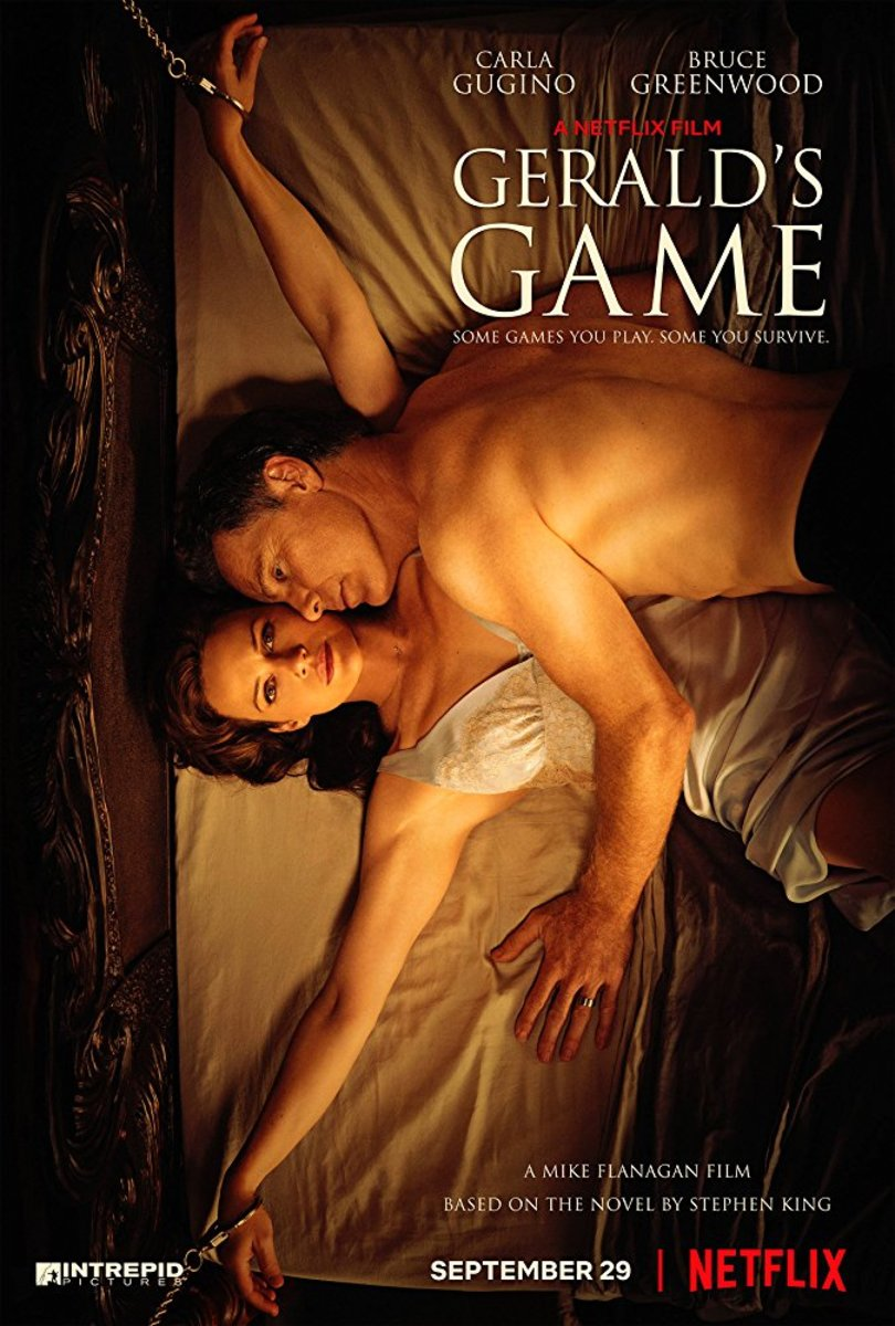 Movie Review: 'Gerald's Game' (2017)