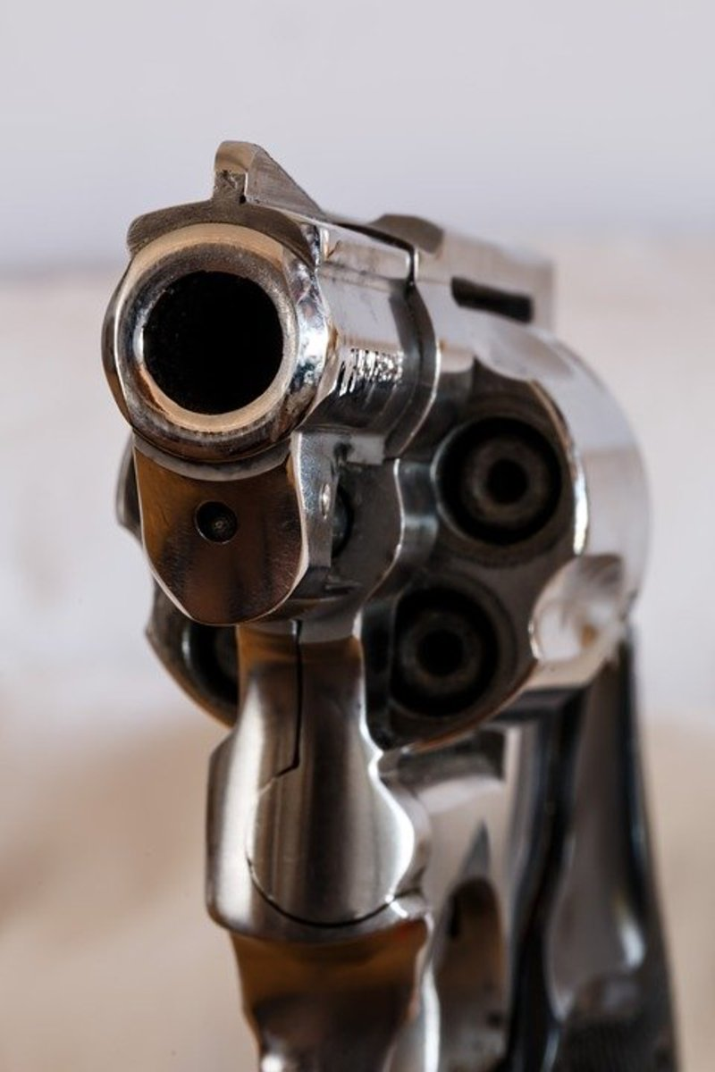 Is the Revolver Dead?