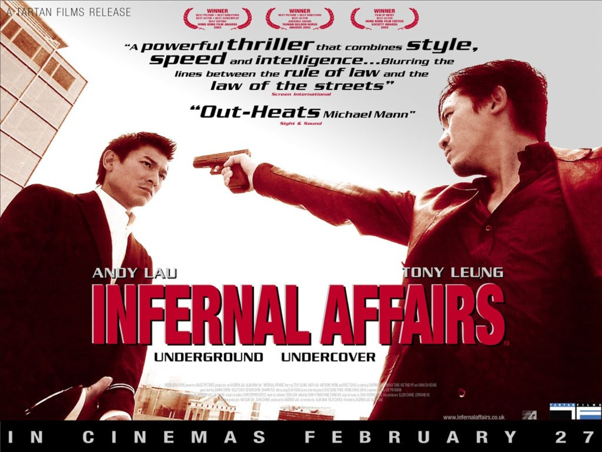 'Infernal Affairs' (2002) Movie Review