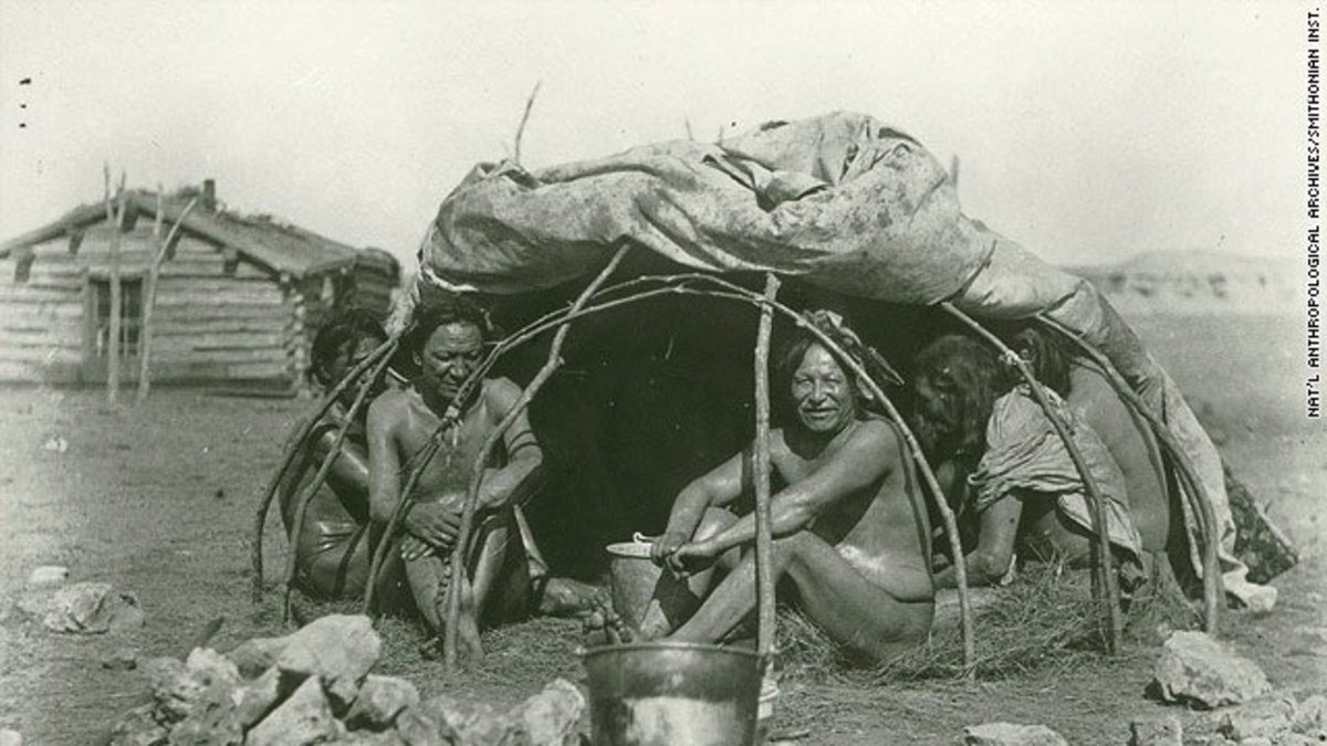 The Cleansing Traditions of Native Americans