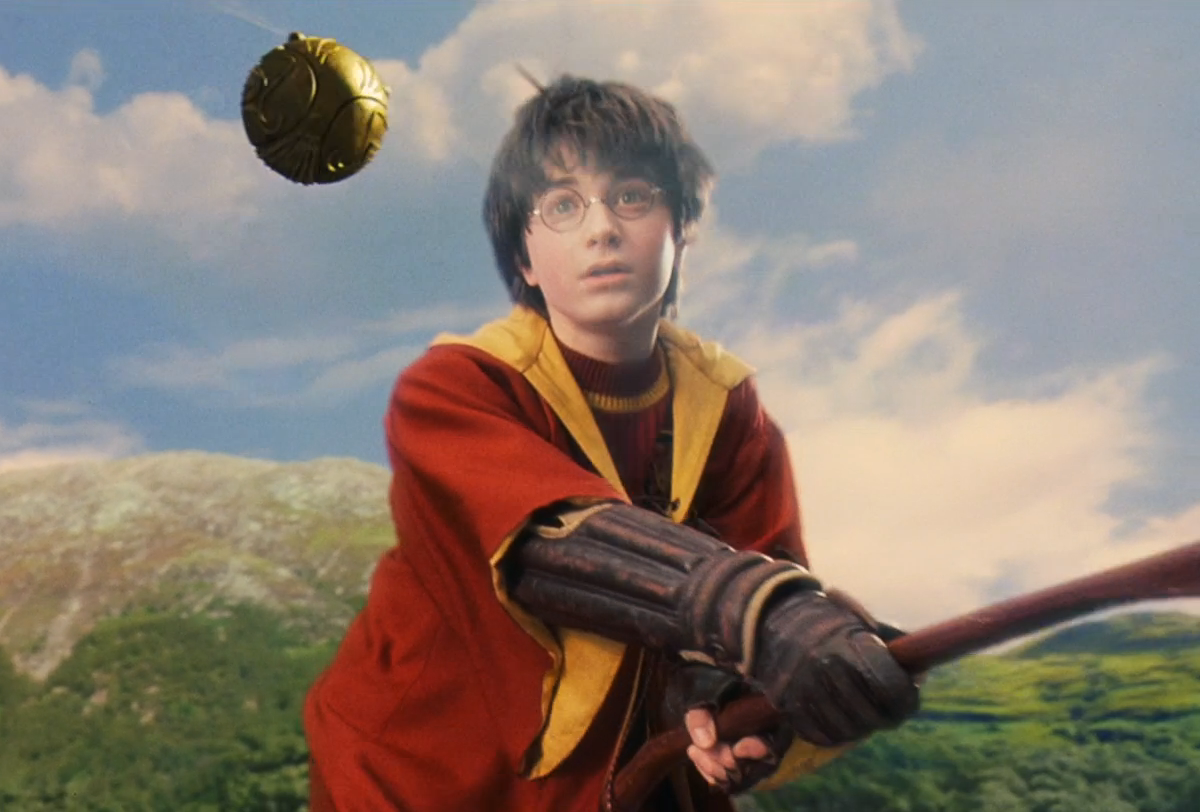 Film Review: 'Harry Potter and the Philosopher's Stone' (2001)