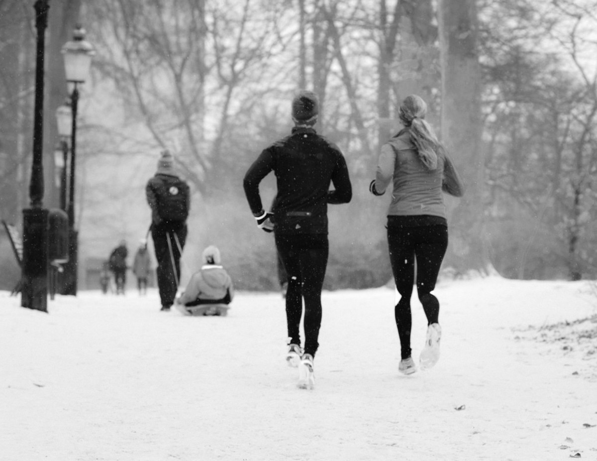 Cold Weather Running Checklist