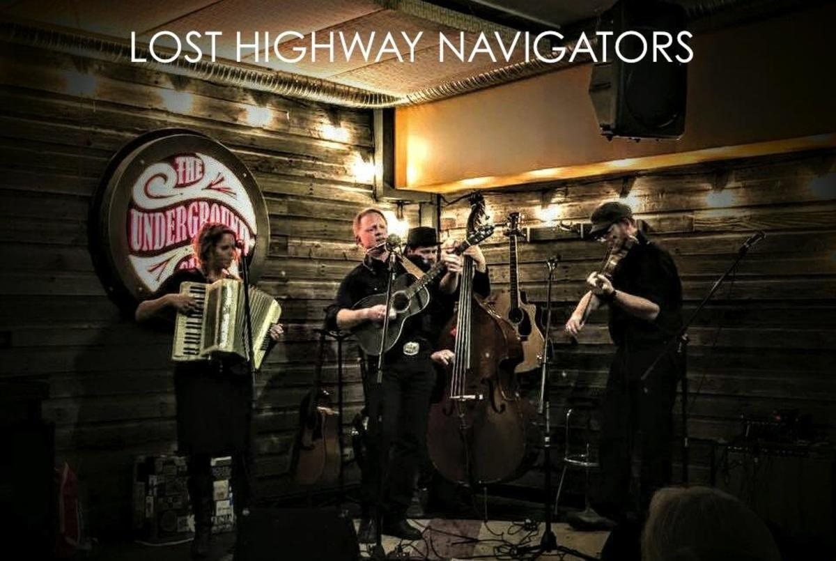 Patton MacLean and the Lost Highway Navigators: Canadian Roots Country Band Profiled