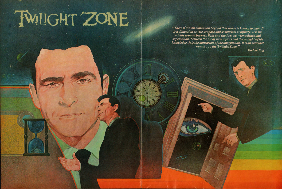 10 Crazy 'Twilight Zone' Appearances By Famous Actors