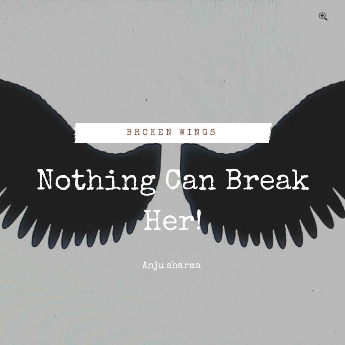 nothing can break her