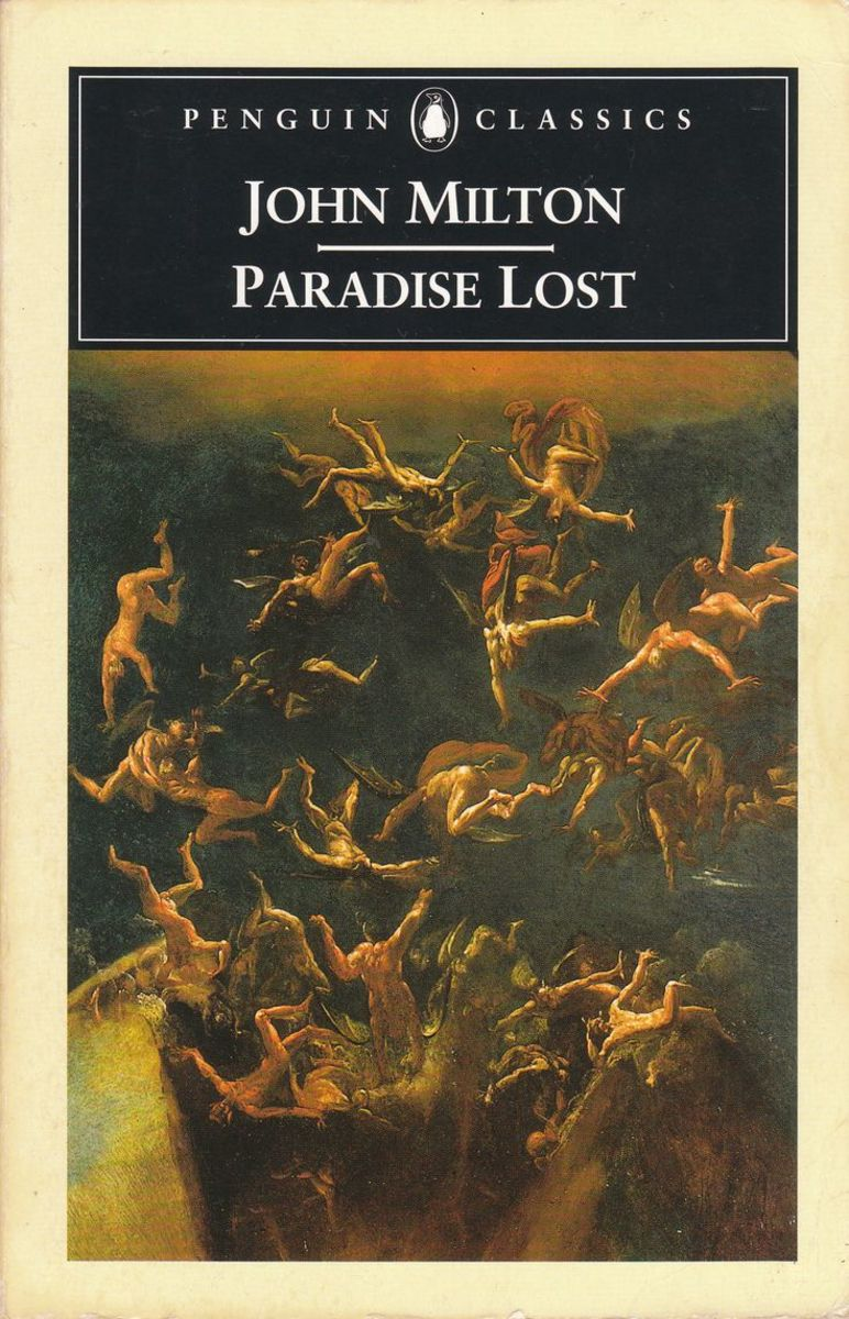 Close Reading: John Milton Paradise Lost, Book 1, Lines 1-83