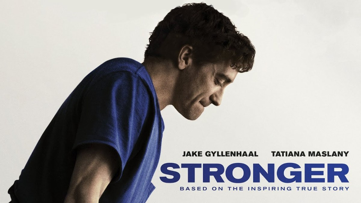"""Stronger"": A Millennial's Movie Review"