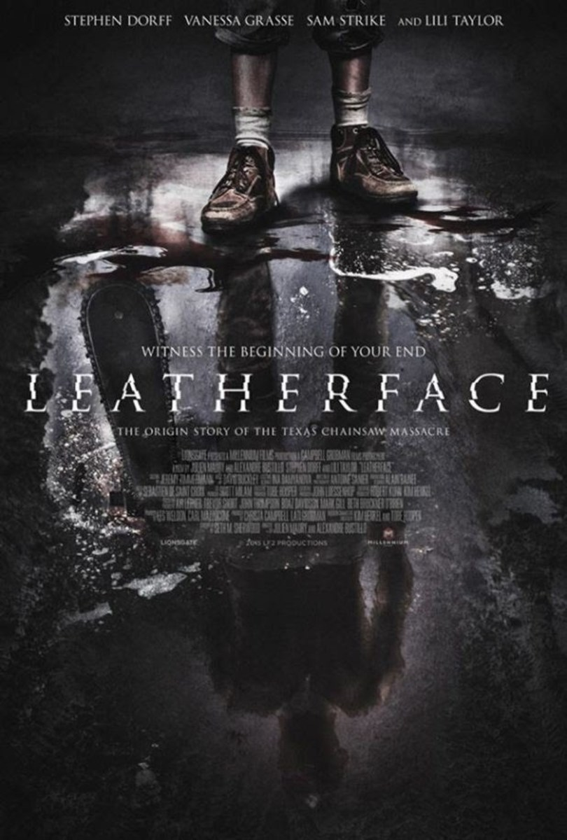 Leatherface (2017) Another Texas Chainsaw Massacre Origin Movie