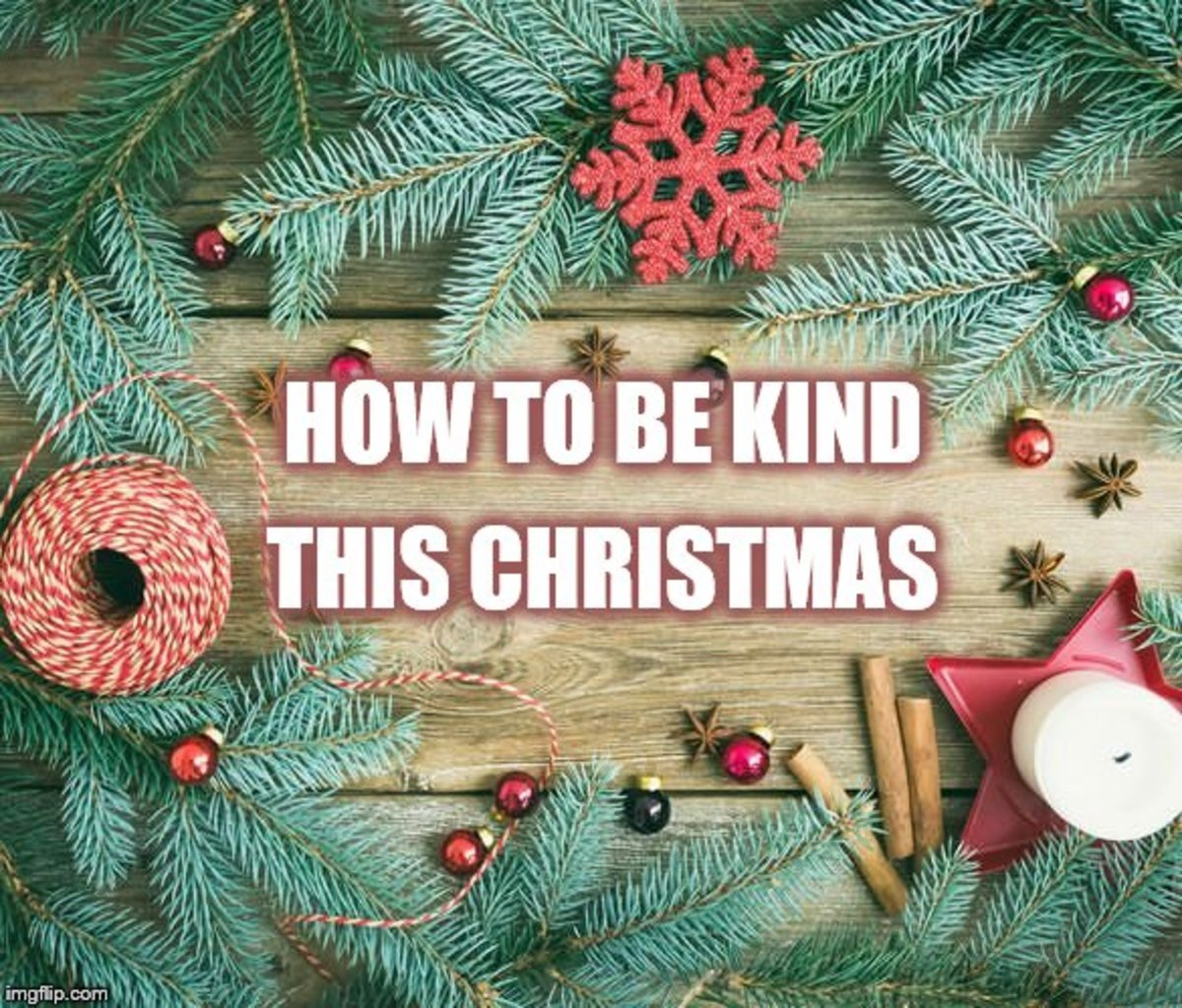 How to Be Kind This Christmas