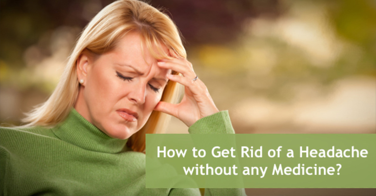 How to Get Rid of a Headache Without Any Medicine