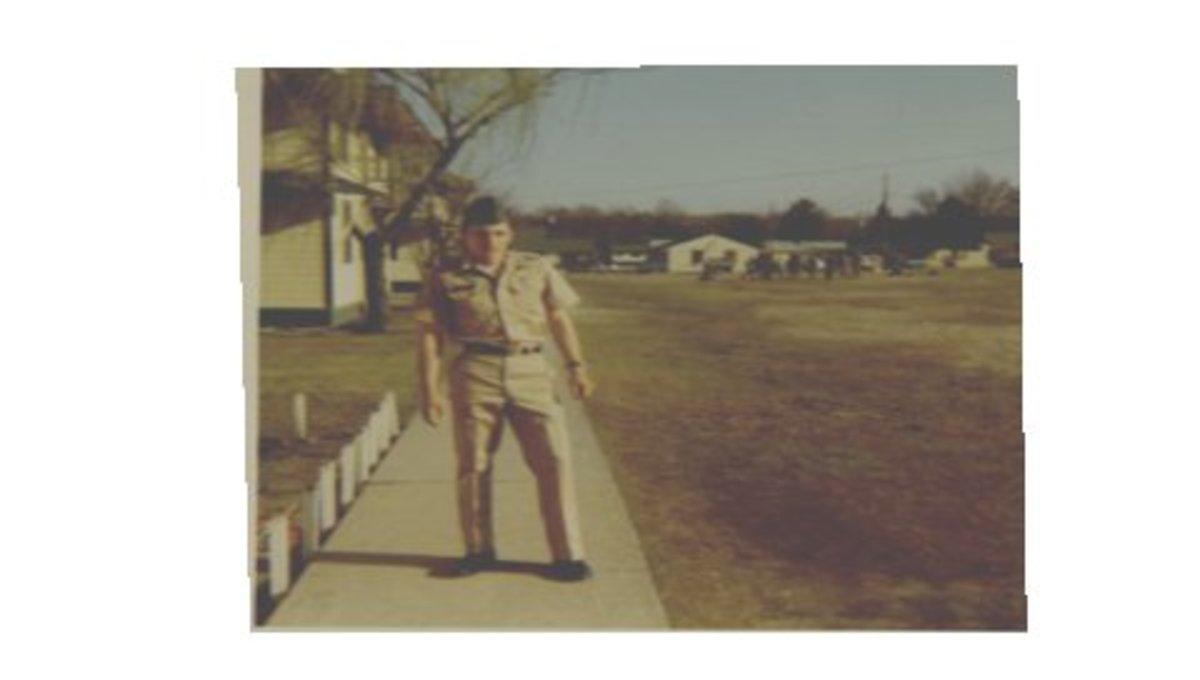 The Major's Wife – A U.S. Army Tale