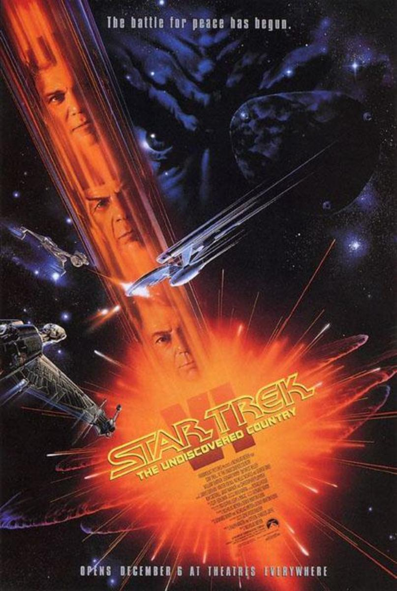 Should I Watch..? 'Star Trek VI: The Undiscovered Country'