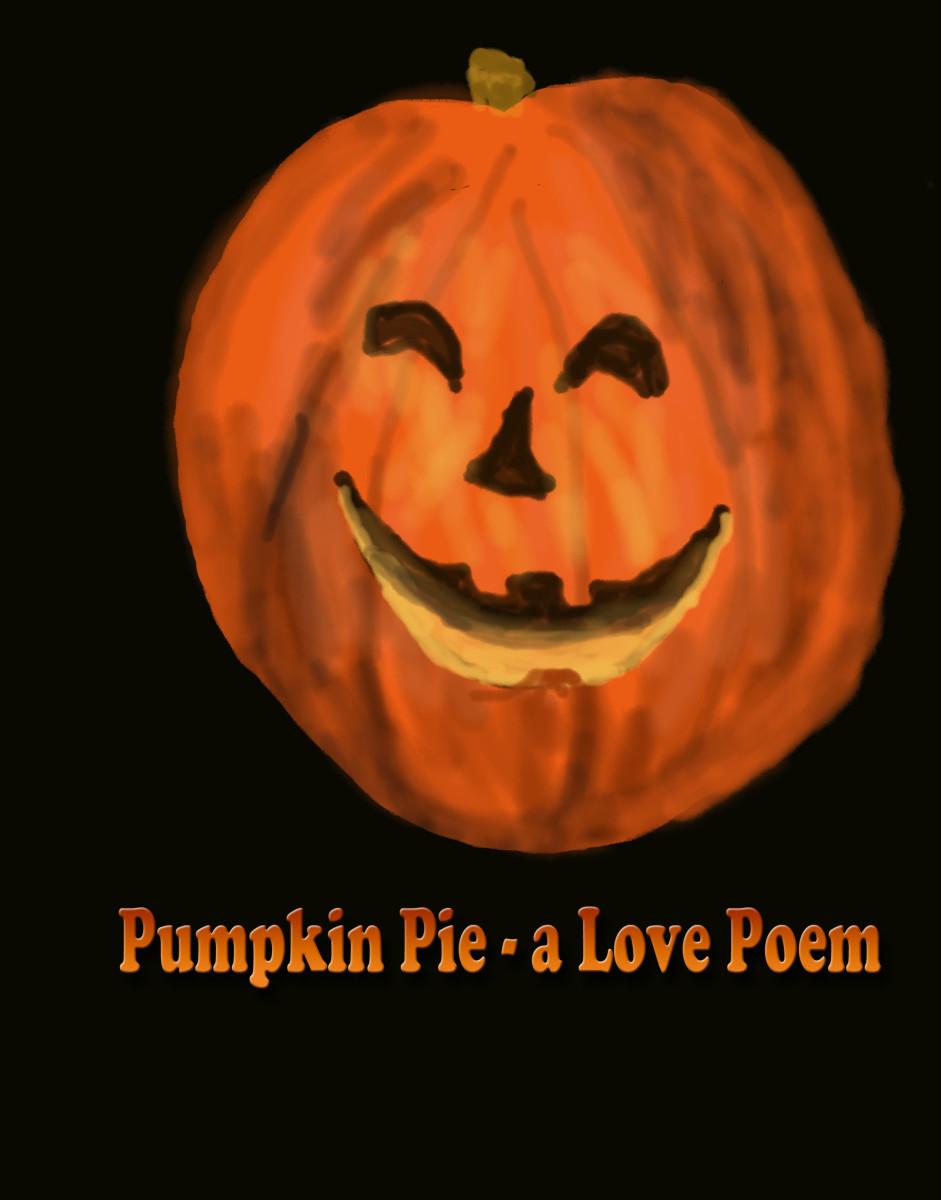 Pumpkin Pie - A Halloween Poem